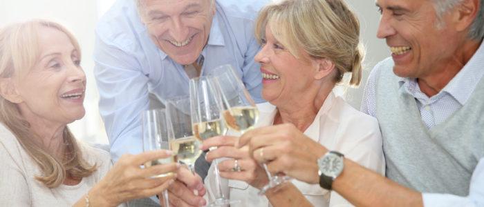 aperitif entre seniors