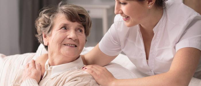 Aide à domicile pour senior