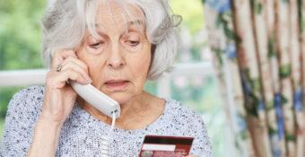 senior carte de crédit